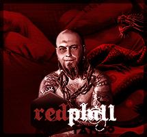 Дизайн сайта- визитки RedPhill
