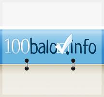 Дизайн сайта 100Balov.info- все репетиторы Украины