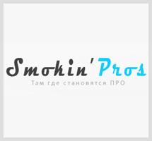 Smokin pros- профессионалы покера. Разработка сайта